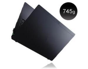 Notebook X Series 128G SSD Black