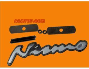 Auto Bumper Grille Metal Emblem (GCE003)