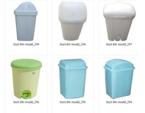 daily use garbage bin mould-6