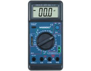 Digital Multimeter - M890C+ 3 1/2