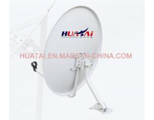 Ku Band 60cm Pole Mount Dish Antenna