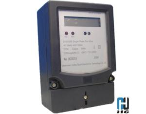 Single Phase Anti Fraud Energy Meter (DDSJ1088)