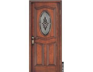 Wood Interior Door (NTA-2BO-1GO)