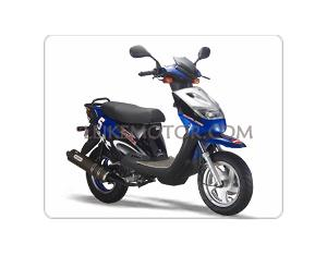 50CC/125CC Motor Scooters with EEC (B05)
