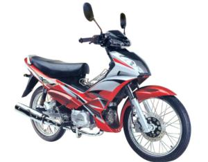 EEC/EPA/DOT Motorcycle (BD110-11B-IV)