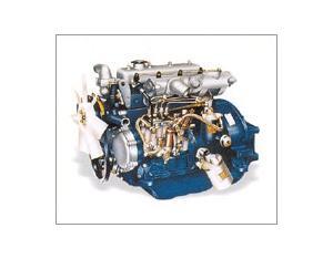 4-cylinder Diesel Engine (20-85kW)
