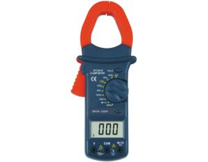 DT201F 3 1/2 DIGITAL CLAMP METER