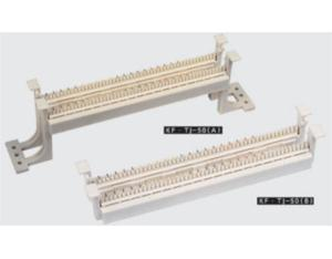 KF.TJ-50  pair patch rack