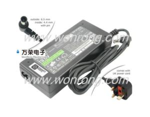 Vgp-AC19v11 Original Laptop AC Adapter for Sony