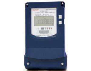 Three Phase Multi-Tariff Carrier Electricity Meter (DTSIF3699)