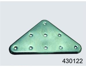 Flat Triangle Iron (430122)