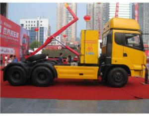 Dongfeng Lng Towing Truck (DFE4250VF1)