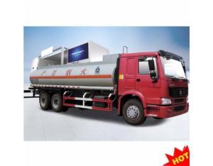 Oil / Fuel Tank Truck (ZZ1257M4341W/L)