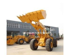 Wheel Loader W156 (5ton Rated Load)