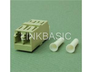 Dual LC Adapter(Ceramic Sleeve) (FFC55-2)