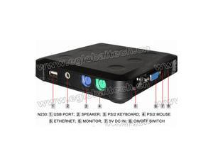 Network PC Station, Smart PC (EG-N230)