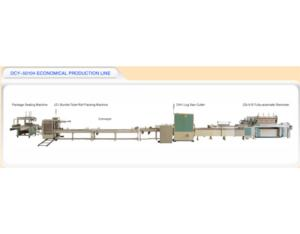 Toilet Roll Production Line (DCY-50104)