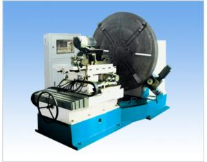 XK7001 A Series Pattern Milling Machine For Two-Semi Moulds