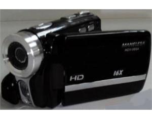 HD Digital Video Camera/Digital Camcorder EC-M585A