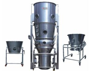 DWY Series Multifunctional Pelletizing Coater