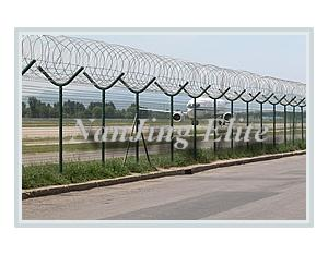 Airport Fence