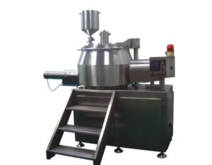 HL Serise Wet Mixing Granulator
