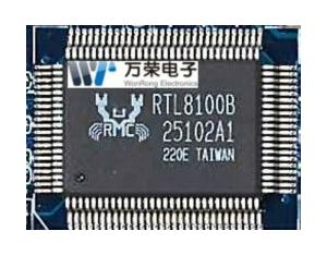 RTL8100B IC Chip Chips Chipset Integrated Circuit Components
