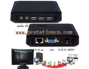 Network PC Station N530, Thin Client PC, PC Terminal