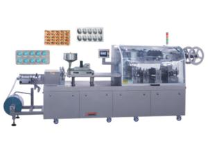 DPP-260H High Speed AL-Plastic(Al/Al) Blister Packing Machine