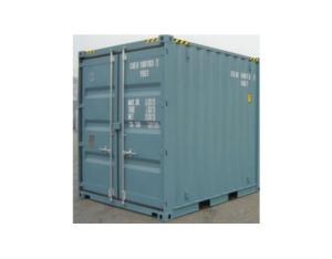 10' High Cube ISO Shipping Container