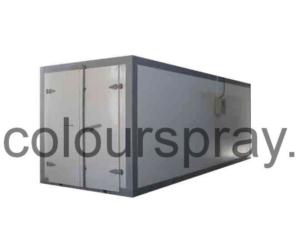 Curing Oven for Powder Coating Line