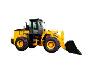 Wheel Loader (Cat Engine, 5ton Loading Capacity)(SWL50F)