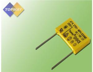 Metallized Polypropylene Film X2 Capacitor (TMCF18)