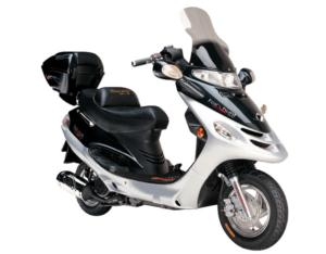 Gas Scooter (BD125T-4A-I)