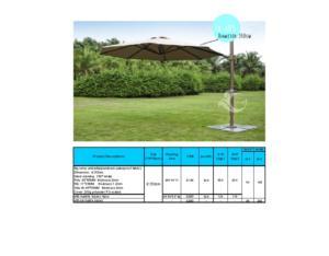 Big rome umbrella