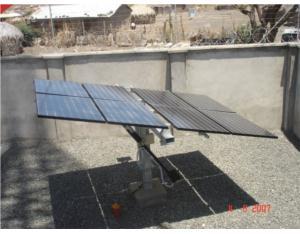 1000-1600w Solar Tracking System