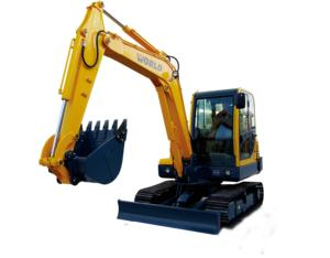 Excavator 6 Ton (W260)