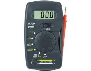 M300 3 1/2 Digital Multimeter