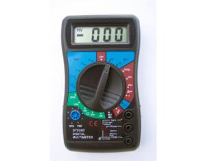 3 1/2 Digital Multimeter (DT820D)