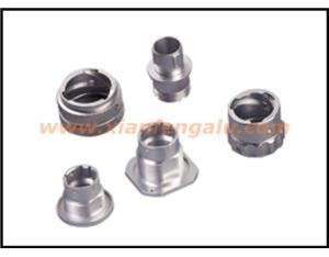 Aluminum Extrusion Parts (E-18)