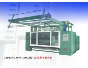 Combined Raising and Shearing Machine