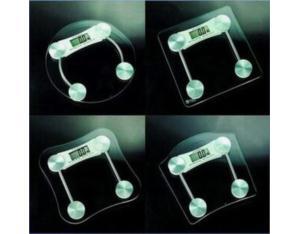 Digital Glass Top Bath Scale