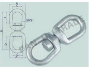 G402 US Type Swivel Link