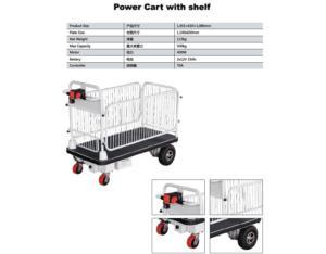 Powered Platform Cart (ZY-105)
