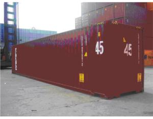 45' ISO Shipping Container