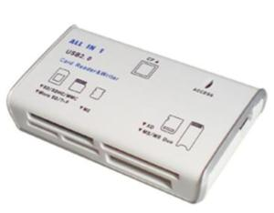 USB All in 1 Card Reader/Writer