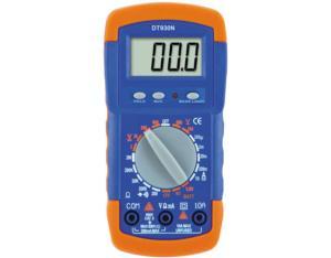 3 1/2 Digital Multimeter (DT930N)