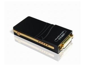USB 2.0 Display Adapter DVI (2048x1152) (W720-19D1)