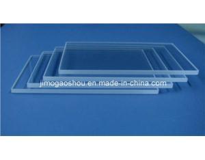Quartz Silica Plate (Window, Target, Sheet)