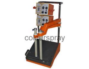 Double System Box Feed Powder Paint Gun (colo-700v-2)